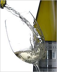 Riesling wine