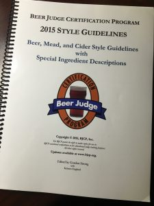 Printed version of 2015 Style Guidelines
